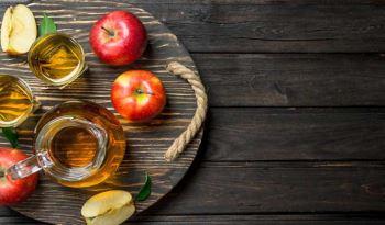 اثرات سرکه سیب برای لاغری