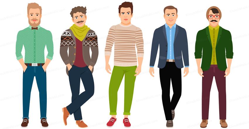 انواع تیپ های شخصیتی مردان در روانشناسی چیست؟