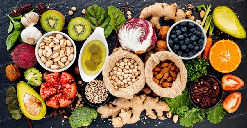 بهترین مکمل های غذایی برای افزایش وزن و تقویت قوای جسمی