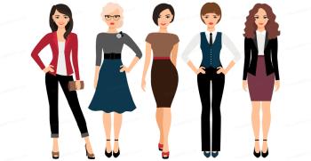 انواع تیپ های شخصیتی زنان در روانشناسی چیست؟ | تیپ های شخصیتی a b c d