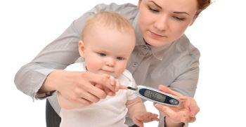 دیابت در کودکان چیست   علائم و درمان دیابت کودکان